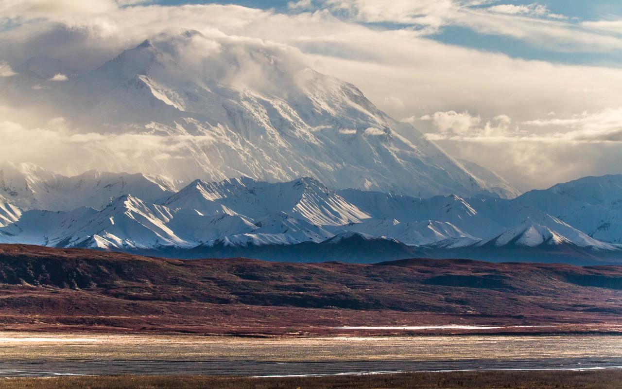Denali, aka Mt McKinley